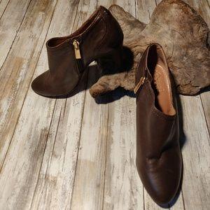 Vince Camuto heeled booties